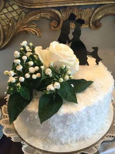 Anniversary Cake Topper Wedding Cake Decoration Pet Puppy Dog