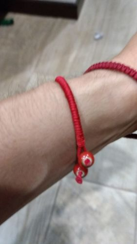 dc5c3400eec22 Tibetan Handmade Lucky Knots Bracelet - Reviews