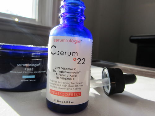 C serum 22 review
