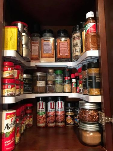 Edenware Spice Rack And Stackable Shelf Cool AmusingPrints Reviews