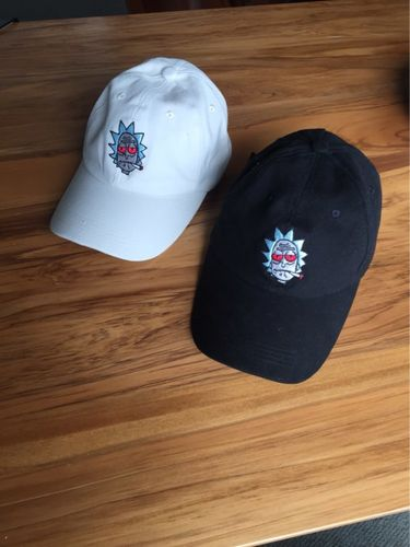 d205938fa9a18 Rick   Morty Dad Hat