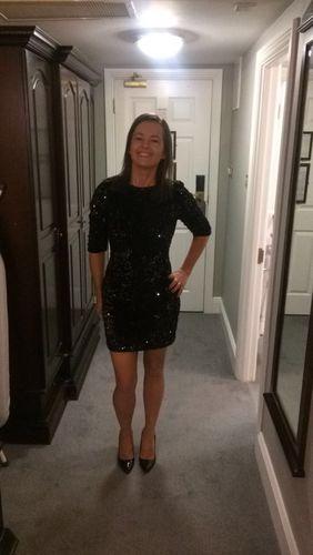 e4ef978a39 Freda Black Dress