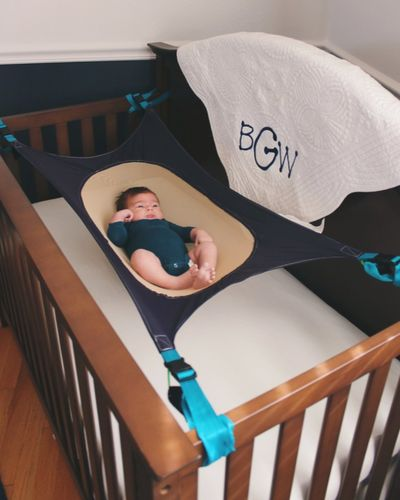 Noelle Bryant review of Crescent Womb: Infant Safety Bed