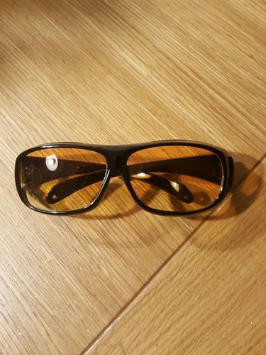 522cb1e956 HD Vision Driving Wrap Around Anti Glare Glasses - Reviews. By RadGears ·  View price. Kat H.