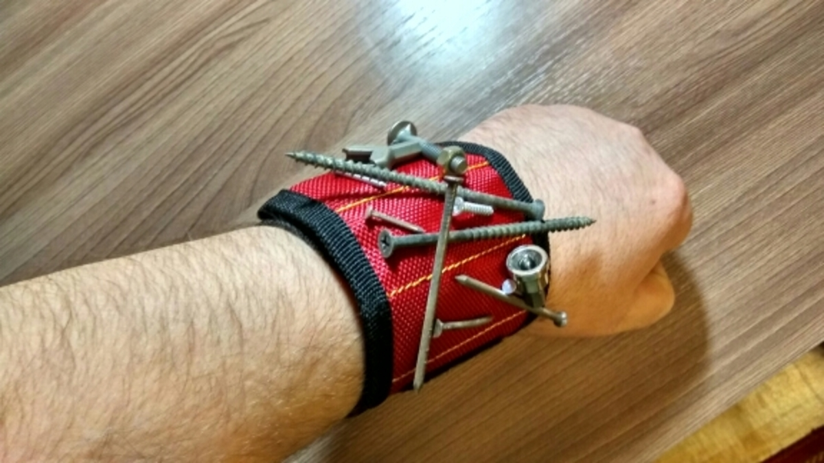 Magnetic Wristband Review