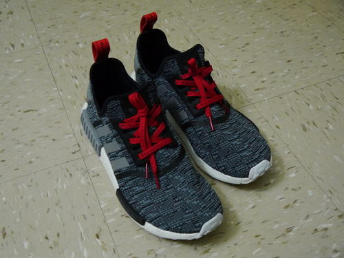 bb0e78964 LIMITED EDITION Ultra Boost   NMD Katakana RED Pack Flat Laces