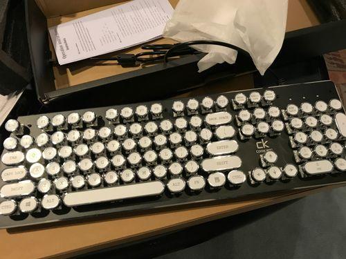Dotech | Typewriter Mechanical Keyboard