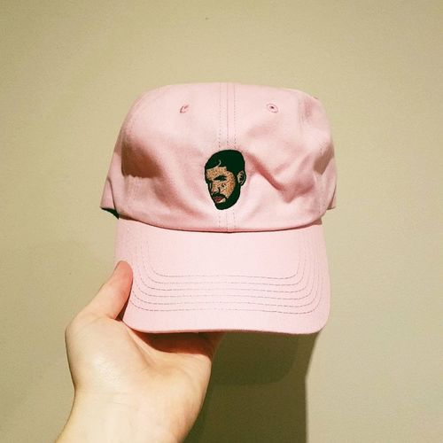 c9a2e3ef65e80 6 Woes Dad Hat - Pink.