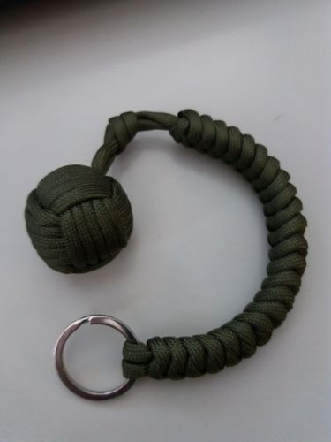 Ivan H. review of Monkey Fist Survival Self-Defense Keychain