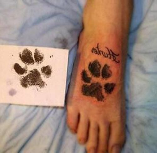 Paw Print Pad – Hot Deal Surfer