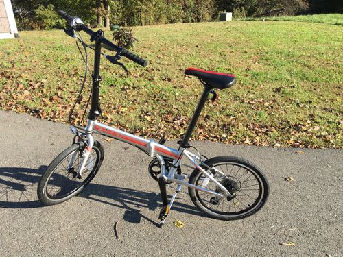 Zizzo Folding Bike Reviews