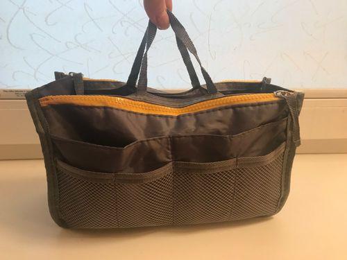 E***e review of QuickSwap™ - Handbag Organizer (40% OFF)
