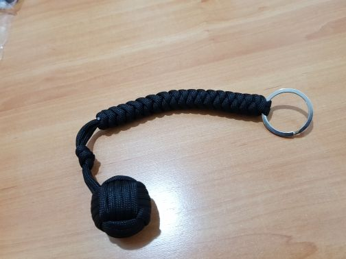 Bobby S. review of Monkey Fist Survival Self-Defense Keychain