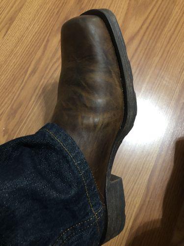 e0b4cbd9032 Ariat® Men's Midtown Rambler Barn Square Toe Chelsea Boots 10019868 -  Reviews