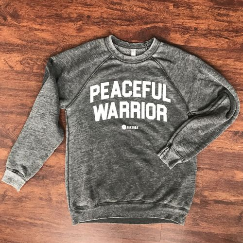 4711875ed06eb Super Soft Peaceful Warrior Pullover.