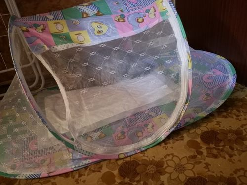 Judith Bryant review of Baby Tent