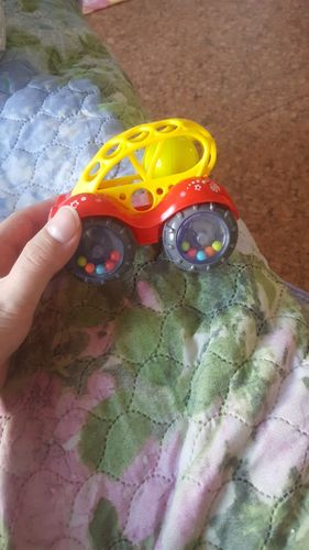 Lois Allison review of Rattle Roller