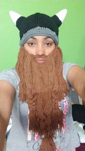 The Legendary Viking Beard Beanie