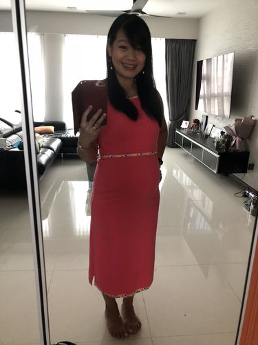 695e03e6c187a ... Bodycon Nursing Dress. Daphne Y.
