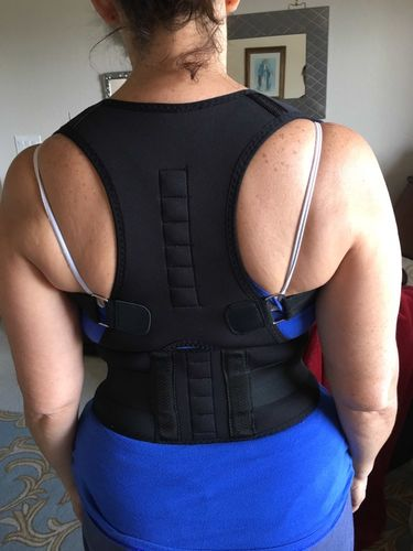 C***o review of Adjustable Magnetic Posture Corrector