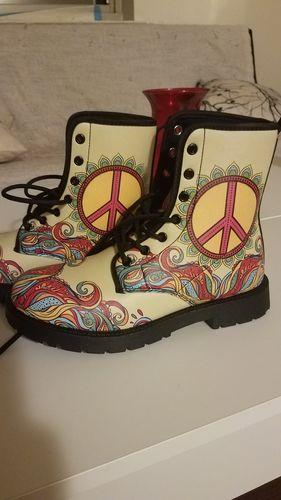 Boots Tagged Peaceful Ushopcafe
