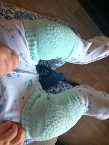 Lorene Watkins review of Baby Safety Knee Pads