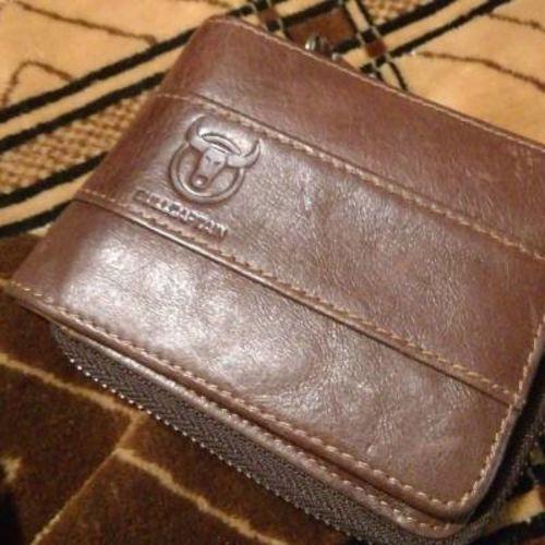 surifroy - Reviews. Crossbody Phone Bag · RFID Antimagnetic Vintage Genuine  Leather Card Holder Trifold Wallet For Men dded1d3b6efa8