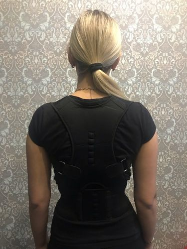 Shopper review of Adjustable Magnetic Posture Corrector