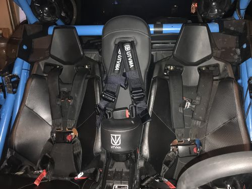Awe Inspiring Maverick X3 X3 Max Bump Seat Front Rear Utv Accessories Inzonedesignstudio Interior Chair Design Inzonedesignstudiocom