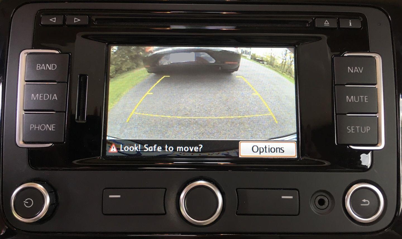 VW OEM RVC Retrofit Troubleshooting/Tips and Tricks