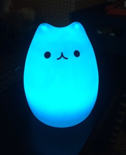Christina S. review of Kitty LED Night Light
