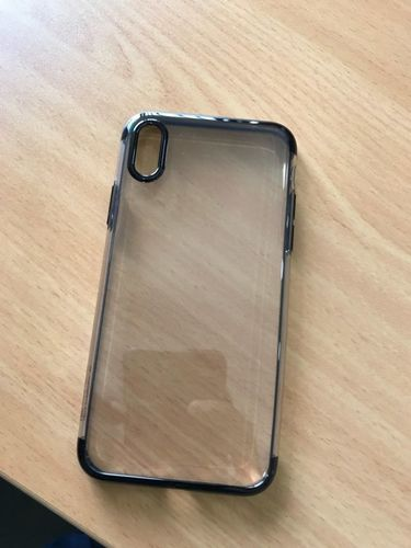 A***r review of Pro Reflex Case for iPhone X