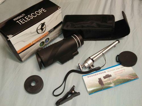 Lightspeed optics smartphone monocular telescope reviews