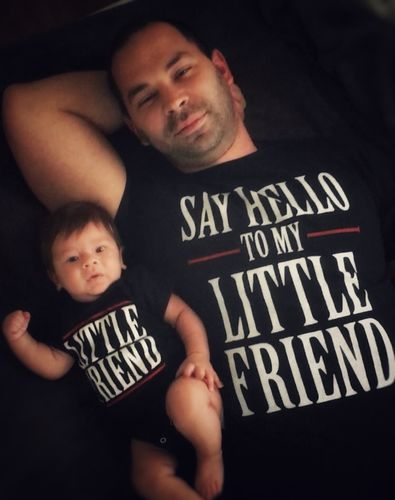 Say Hello to My Little Friend (Matching Shirt Set) - Reviews. By Cole    Coddle · View price. Kati G. 6b4b07b14