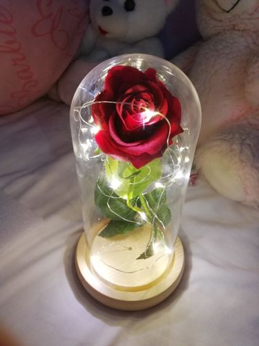 Lampe Rose Eternelle Beauty And The Beast Reviews
