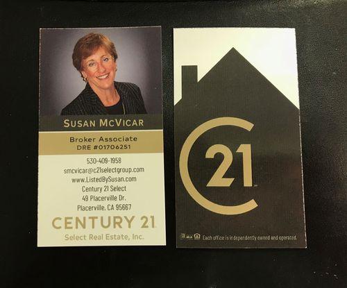 Century 21 Business Cards Reviews