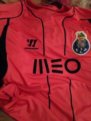af9a7689c FC Porto Pink THIRD SOCCER Warrior FUSSBALL ORIGINAL JERSEY FOOTBALL SHIRT  14 15 TOP ORIGINAL BNWT