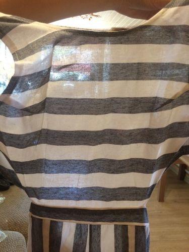 17e4788ffd93 Pavacat Casual Striped Wide Leg Jumpsuit.