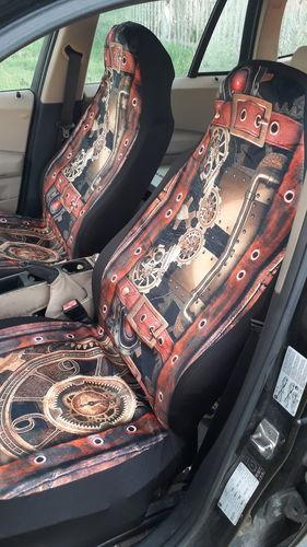 Admirable Steampunk Car Seat Covers Hello Moa Machost Co Dining Chair Design Ideas Machostcouk