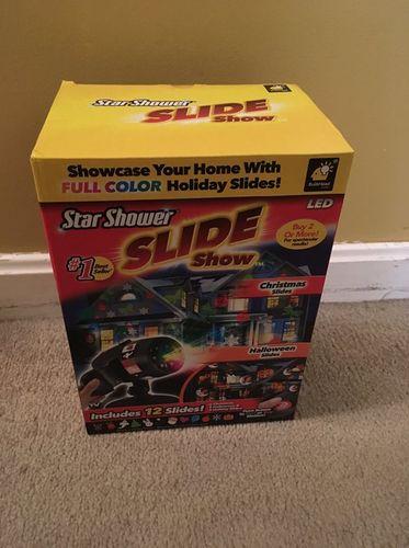 Star Shower Slide Show With 12 Full Color Slides Reviews