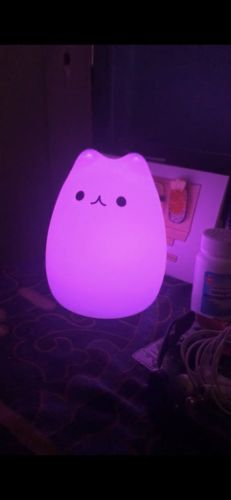 Patrick M. review of Kitty LED Night Light