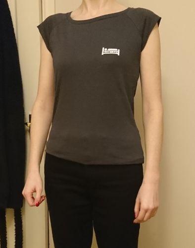3b00fb5c Plain Lazy - Heritage Charcoal Grey Womens Raglan Bamboo T Shirt · Plain  Lazy - Give Peas a Chance Heather Irish Green Classic ...