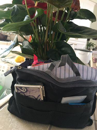 Cecilia p. review of QuickSwap™ - Handbag Organizer (40% OFF)
