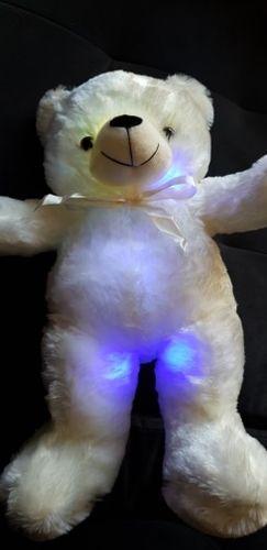 K***m review of Glow Bear - Light Up Teddy Bear