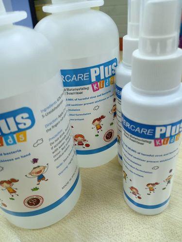 Safercare Plus Hand Sanitizer For Kids 100ml Spray Mode