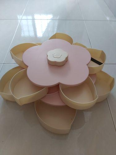 Sebestian T. review of Flower Bloom Snack Box
