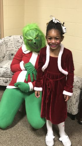 Grinch Costumes How the Grinch Stole Christmas Movie Cosplay