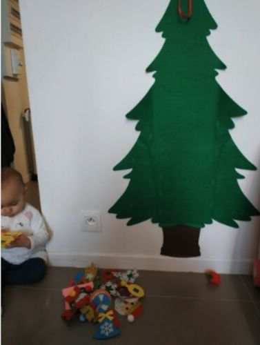 Christmas Tree DIY Wall decor \u2013 Exploranet