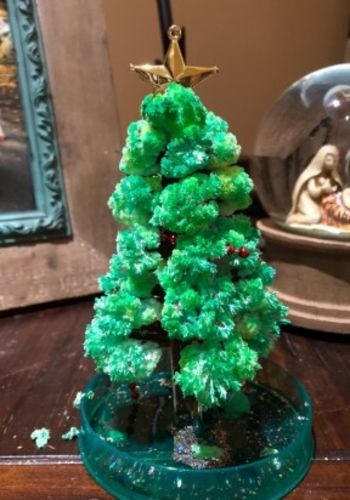 Cindy B. review of Magic Crystal Christmas Tree