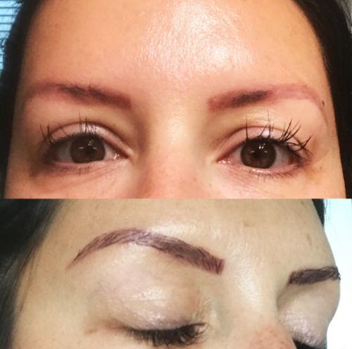 Hailey N. review of Holiday Savings!  50% OFF NOW! 3D Eyebrows Liquid Extension